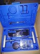 67pieces set of tire repair tools tyre repair kit car tubeless Heavy duty repair tool Vacuum tire repair kit puncture tire