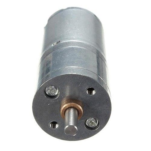 25ga370 Dc Geared Motor Reducer Motor High Torque Slow Speed Motor 3v6v12v24v