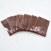 60root  /4mm*100mm / Tyre Repairing Rubber Strips / Tire Repair Tools / rubber strips tyre repair
