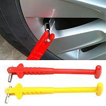 2Pcs Tire Stem Puller Tube Metal Tire Repair Tools Stem Core Car Motorcycle Remover Drop Shipping