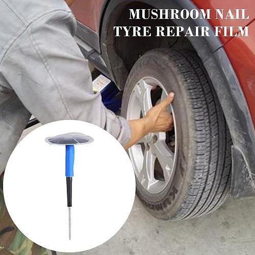 24Pcs Tires Mushroom Nails Tire Repair Tools Car Inner Tube Mushroom Nail Repair Kit Motorcycle Truck Car Professional Tools