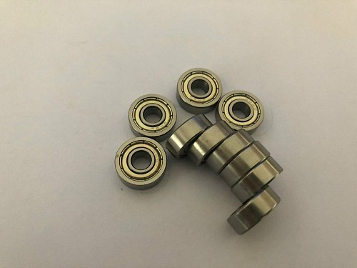 698 698ZZ 698RS 698-2Z 698Z 698-2RS ZZ RS RZ 2RZ Deep Groove Ball Bearings 8*19*6mm