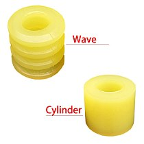 14*27*30 14x27x30 16*30*30 16x30x30 Polyurethane PU Pin Coupling Cylinder Gasket Buffer Damper Flexible Elastic Sleeve Bushing