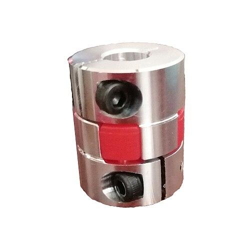 1PCS Plum Flexible Coupling Shaft Coupler Stepper Motor Connector  D20 L25 Jaw Aluminum Alloy