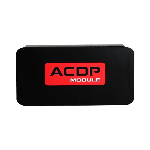 Yanhua Mini ACDP Module2 for BMW FEM/BDC Support IMMO Key Programming, Odometer Reset, Module Recovery, Data Backup