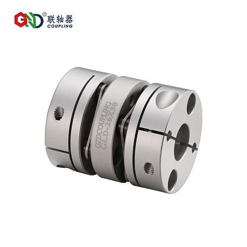 GLD aluminum alloy dual diaphragm short clamping series Power Transmission Parts Couplings