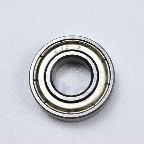 6900ZZ 10*22*6(mm) 10pieces bearing free shipping abec-5 Metal sealed bearing Thin wall bearing 6900 6900ZZ chrome steel bearing