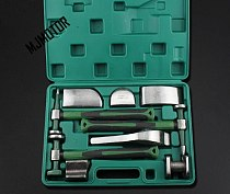 (9pcs/kit) Sheet Metal Tools Set general use for most Auto car ROEWE MG CHERY HAVAL BYD FAW SAIC MOTOR PARTS