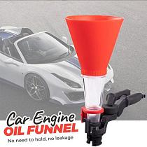 Oil Funnel Oil Filling Equipment Car Repair Tool Car Truck Engine Oil Filler Filling Equipment Car Repair Tool