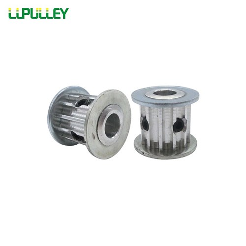 LUPULLEY 1pc HTD 5M 12T Timing Belt Pulley 12Teeth 16mm/21mm Belt Width Bore 5mm/6mm/6.35mm/8mm/10mm HTD5M Gear Wheel Pulleys AF