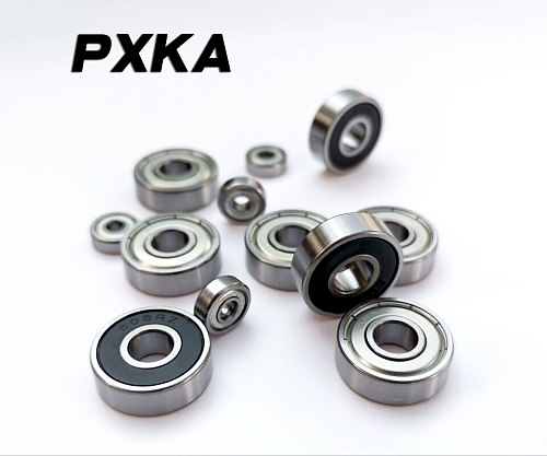 Free Shipping 2PCS Non-standard special bearings 62202-2RS 62202ZZ 180502 15 * 35 * 14mm, 62201-2RS 180501 size 12 * 32 * 14 mm