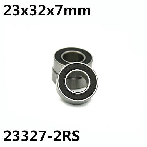 1Pcs 23327-2RS 23x32x7 mm headset replacement bearing repair bearing bicycle bearing MR23327RS MR23327