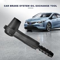 Car Brake System Fluid Connector Kit Oil Drained Quick Exchange Tool Oil Filling Equipment