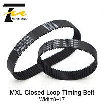 HTD 3M Closed Loop Timing Belt Transmission Belts Perimeter 225 228 255 267 300 324 330 354mm Customized Width 8 9 10 15 17mm