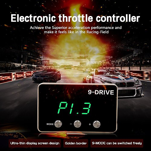 Factory Direct Sale Electronic throttle controller Car sprint booster power converter auto accessories modified tune for lancer
