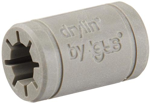 Igus type AM-RJ4JP-01-08 Drylin Bearings, Polymer  Replacement for LM8UU linear bearing