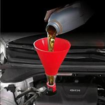 Car Truck Engine Oil Filler Filling Oil Funnel Oil Filling Equipment Car Repair Tool Equipment Car Repair Tool