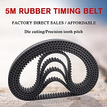HTD 5M Timing Belt 395/400/405/410mm Length 10/15/20/25mm Width 5mm Pitch Rubber Pulley Belt Teeth 79 80 81 82 synchronous belt