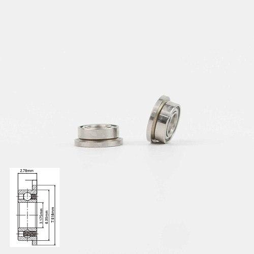 Dabi RS-350 ceramic dental bearings SFR144TLZWN