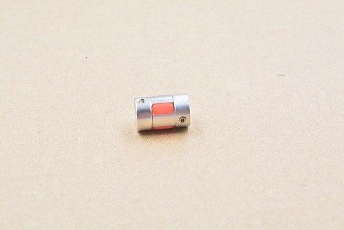 Ball Screw Coupling Diameter 14mm Length 22mm Plum Shaped Flexible Shaft 3/3.17/4/5/6/6.35/8mm Coupler Encoder Stepper Motor