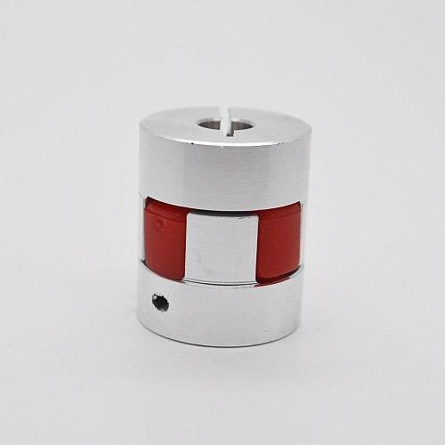 4pcs 10x16mm  D30 L40 Shaft Coupling Aluminium Plum Flexible Motor Conector Flexible Couple 10mm to 16mm