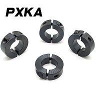 SCSP Optical Shaft Fixing Ring No. 45 Steel Carbon Steel Separate Fixing Ring Limit Ring Locking Collar Fixing Ring Iron