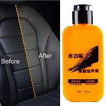 Hot Sales Portable Paint Care Auto Car Vehicle Interior Leather Renovated Coating Paste Maintenance Agent Car Paint Tool