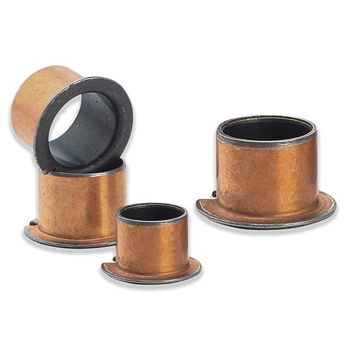 5PCS Inner Diameter 12 14 15 16 18 22mm SF-1F Flanging Self-lubricating Bearing Oilless Bushing Sleeve Heigh 5-10mm