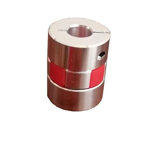 1pcs 6.35X10 D25L30 Aluminium Shaft Plum blossom Coupling Motor Connector Flexible shaft