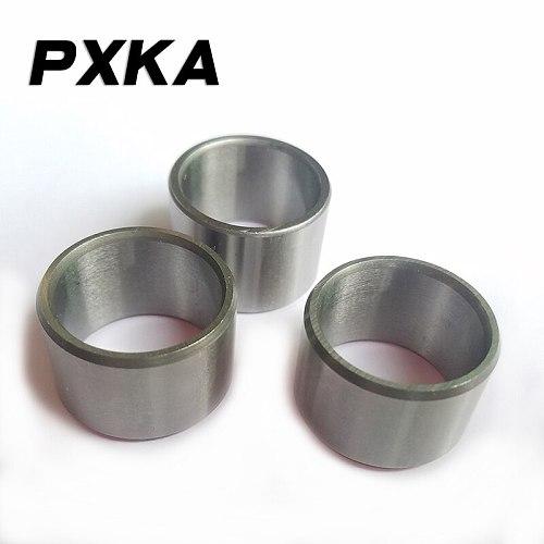 Free shipping 2pcs bushing steel sleeve bearing steel sleeve inner diameter 10mm outer diameter 12 13 14 15 16 height 6 7 8 9 20