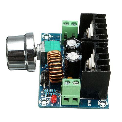 DC-DC Buck Converter 4V-40V 8A Voltage Power Step-Down Module PWM Modulation