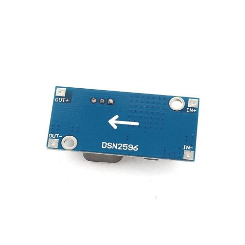 Free Shipping 1pcs LM2596 LM2596S DC-DC 4.5-40V adjustable step-down power Supply module NEW ,High Quality