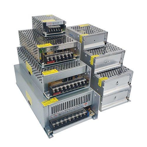 AC DC 5V Power Supply AC-DC 220V TO 5V 2A 5A 6A 10A 15A 20A 30A 40A 60A Switching Power Supply 5 V Volt 220V to 5 V AC-DC SMPS