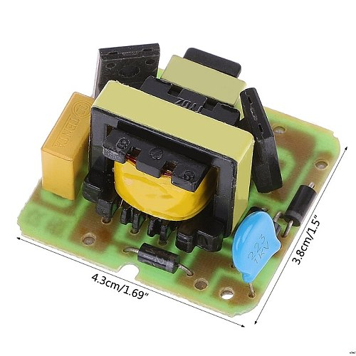 1PC 40W DC-AC 12V To 220V Step-up Transformer Boost Module Inverter