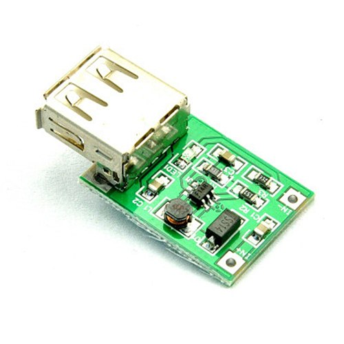 0.9V ~ 5V to 5V 600MA USB Output charger step up Power Module Mini DC-DC Boost Converter