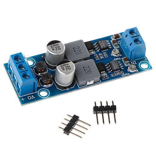 30W DC-DC Step Down Dual Power Supply Module Adjustable Voltage Conversion Board 50PB