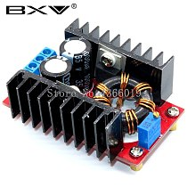 150W DC-DC Boost Converter Step Up Power Supply Module 10-32V To 12-35V 10A Laptop Voltage Charge Board