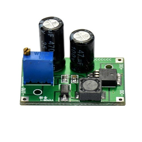 SUNYIMA DC-DC Step-down Module Adjustable Power Buck Converter Module 3-80V 24/48/60 / 72V Output 3/5/12 / 24V