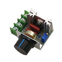 AC SCR 220V 2000W Voltage Regulator Dimming Dimmers Motor Speed Controller Thermostat Electronic Voltage Regulator Module
