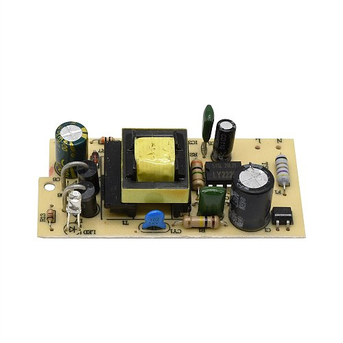 2PCS AC-DC 100-240V To 5V 2.5A Switch Switching Power Supply Module Board DC Voltage Regulator Bare Repair 2500MA 110V 220V