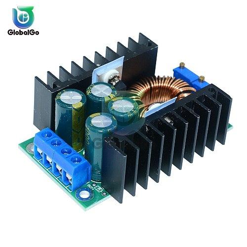 XL4016 DC-DC 300W 9A Step Down Buck Converter Adjustable 5-40V to 1.2-35V Power Supply Voltage Regulator LED Driver Module 12V