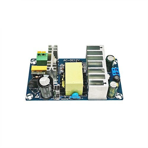 12V8A switching power supply board AC DC power supply module AC 85- 265v TO 12V 6-8A high-power