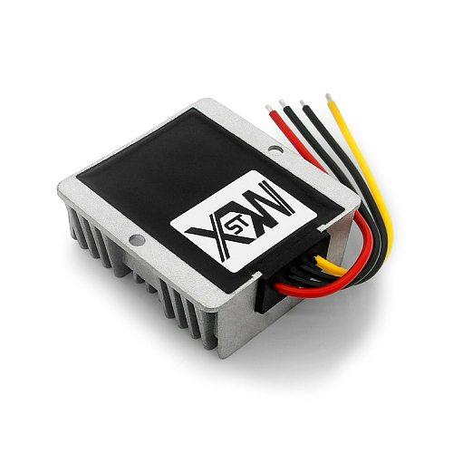 Boost Buck 9-36v 12v 24v to 12v 3A 5A 8A 10A DC To DC Step Up Down Power Converter 12volt Voltage Regulator