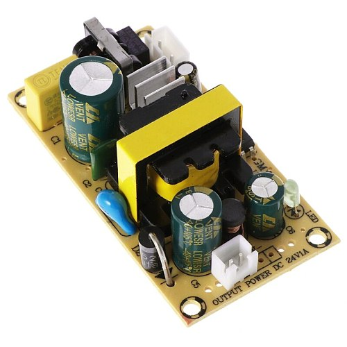 AC 100-265V to DC 24V 1A Switching Power Supply Module Board For Replace Repair OCT19