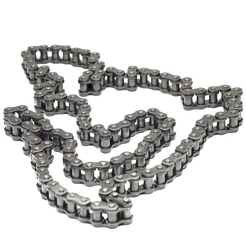 1PCS,5m Long Length,04C ANSI Standard Metal Steel Single Rod Transmission Drive Roller Chain