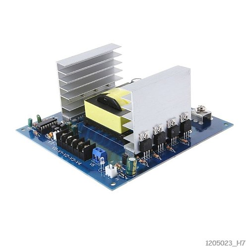 1000W DC12V Inverter Module High Frequency Module Board Current Boost Step-up Car Converter DC-AC