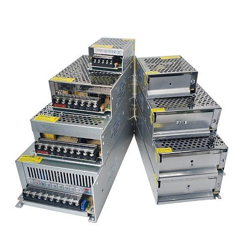 AC 220V To 24 V DC Volt Switching Power Supply 24V 1A 2A 3A 5A 6A 8A 10A 15A 20A AC-DC Switching Power Supply 220V To 24V AC-DC