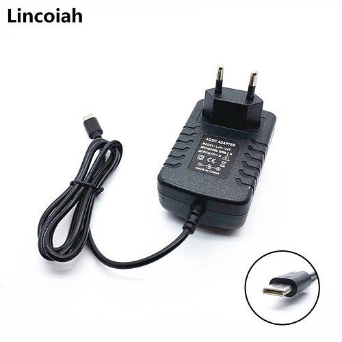 5V 6V 8V 9V 10V 12V 15V 2A 3A Universal AC / DC Adapter Power Supply TYPE-C USB Charger SMPS EU/US/UK/AU Plug