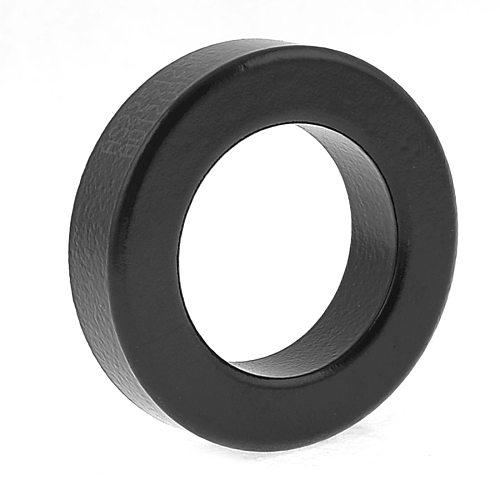 UXCELL High Quality 1pcs 58 x 35 x 14mm 128g Toroid Ferrite Core Transformer Choking Coil Parts As225-125A Black
