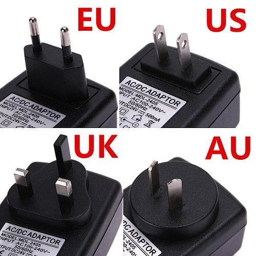 12V 12 Volt Universal Power Adapter Supply ac/dc adaptor adaptador AC 100V 220V Converter to DC 12v 1.25A 1.5A 2A 2.5A 3A 5.5mm